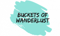 Buckets of Wanderlust